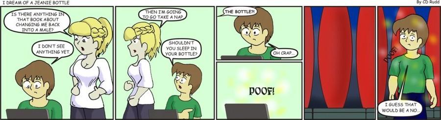 Jeanie Bottle 9