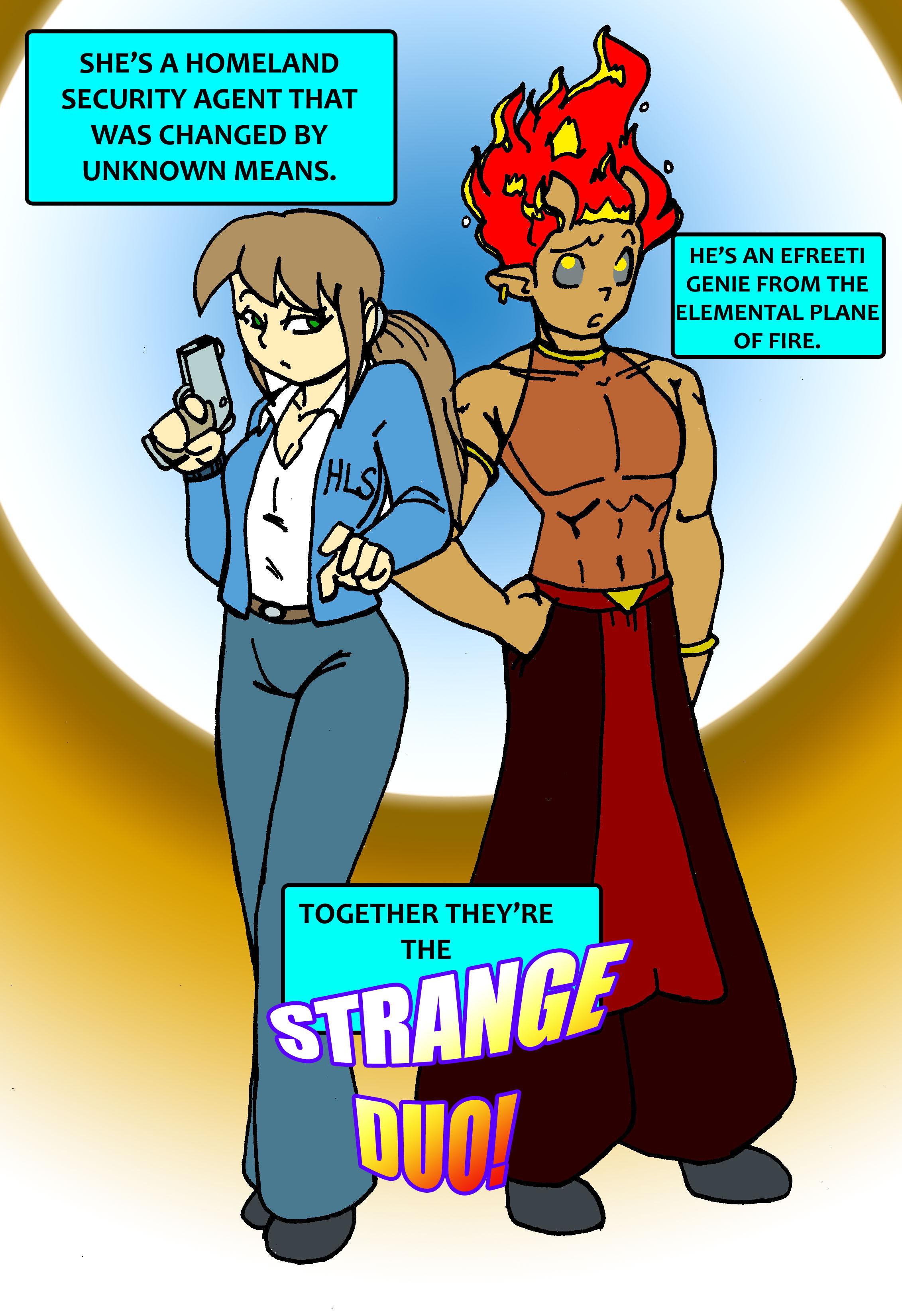 Strange Duo 2